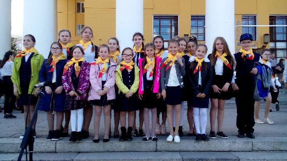 Молодые вокалисты Кубани выступят всоставе Детского ансамбля РФ
