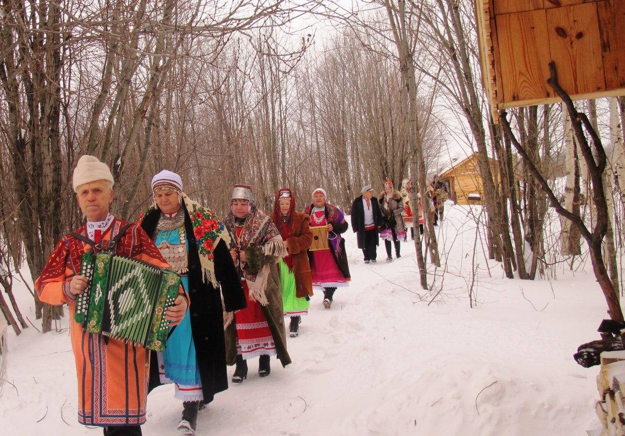 Карельский Паккайне вошел вчисло самых известных Морозов в РФ